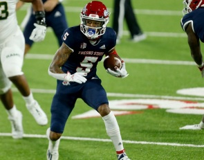 2021 Mountain West Football Top 50 Players: #42, Fresno State WR Jalen Cropper