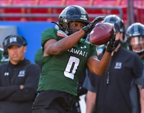 Hawaii Gets Shutout Out In Second Half vs. Nevada, Falls 34-17
