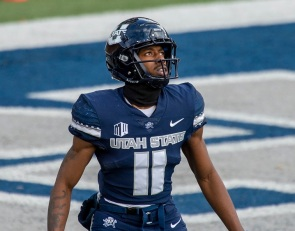 2021 Mountain West Football Top 50 Players: #31, Utah State WR/KR Savon Scarver