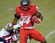 2021 Mountain West Football Top 50 Players: #50, New Mexico RB Bobby Cole