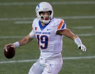 Boise State Gives Up Big Lead To UCF, Falls 36-31