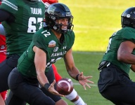 2021 Mountain West Football Top 50 Players: #27, Hawaii QB Chevan Cordeiro