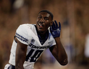 Utah State exorcises their demons, win shootout vs Air Force, 49-45