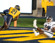 Nevada vs. Cal: Carson Strong Throws Pair Of TD's F0r 22-14 Win