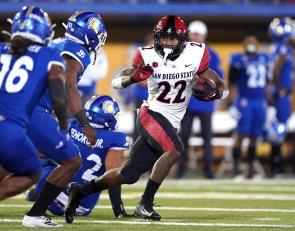 Aztecs Win Ugly 19-13 in Double Overtime Thriller At San Jose State